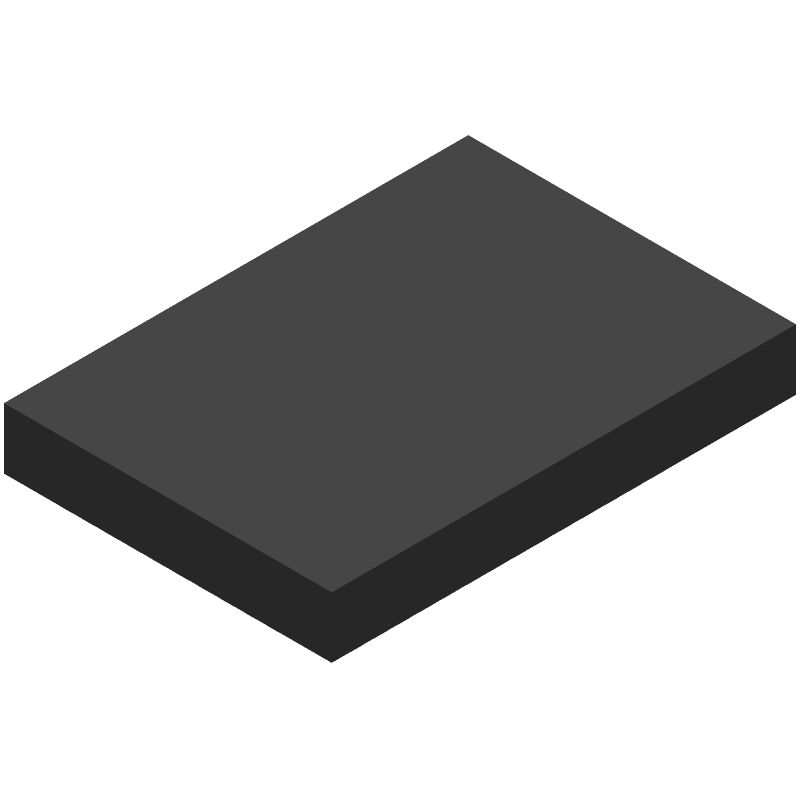 Espressif Systems ESP32-WROOM-32E(M113EH2800PH3Q0) (Other) 3D model isometric projection.