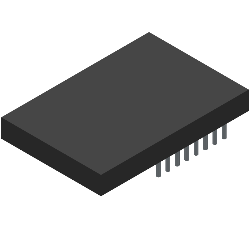Ai-Thinker ESP32-CAM (Other) 3D model isometric projection.
