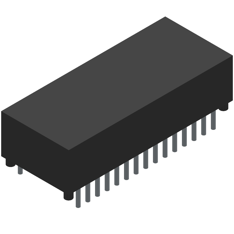 Arduino 696-1667 (Other) 3D model isometric projection.